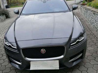 gebraucht Jaguar XF 2,0 Liter Limousine