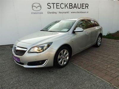 brugt Opel Insignia ST 2,0 CDTI Ecotec Cosmo Aut.