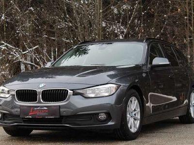 gebraucht BMW 320 d EDyn AdvantageTouring*NAVI*SPUR*TOP*1.Besitz