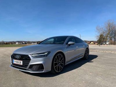gebraucht Audi A7 55TFSI/VOLL/B&O/MATRIX/EINZELSTÜCK/LEASINGFÄHIG!