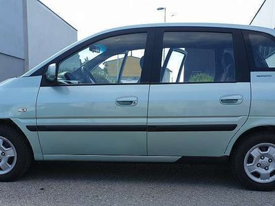 gebraucht Hyundai Matrix CRDI 1.5l !!! ÖAMTC PICKER!!! Klein-/ Kompaktwagen