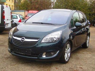 gebraucht Opel Meriva 1,4 Turbo Ecotec Österreich Edition Aut. Kombi / Family Van