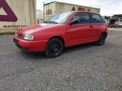 gebraucht Seat Ibiza fresh 1,4 SXE Servo Klein-/ Kompaktwagen,