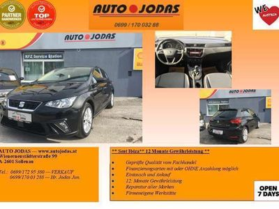 gebraucht Seat Ibiza 1,0 ECO TSI Style Fastlane**12 M. Gewährl.**