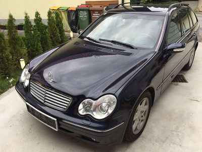 gebraucht Mercedes C220 C-Klasse C-KlasseCDI Aut. Kombi Kombi / Family Van