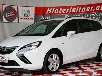 gebraucht Opel Zafira Tourer CDTI Edition Business Paket