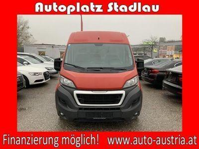 gebraucht Peugeot Boxer 3500 L2H2 2,2 HDi 130 Euro5 *FINANZIERUNG MÖGLICH