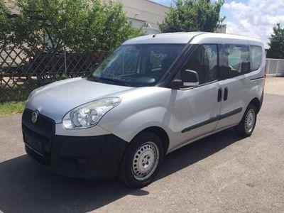gebraucht Fiat Doblò 1,4 Active PICKERL 8/2019
