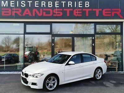 gebraucht BMW 320 3er-Reihe d xDrive M Sport Aut.