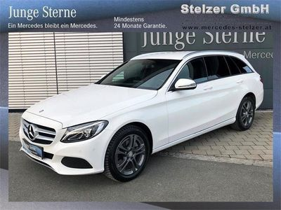 used Mercedes C220 d 4MATIC T-Modell