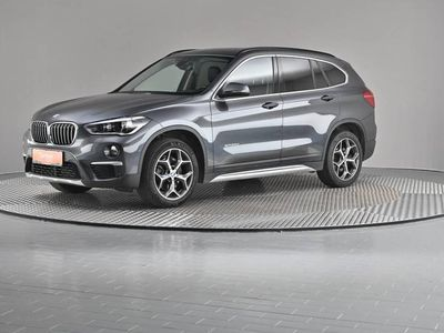 gebraucht BMW X1 20d XLine sDrive Aut.