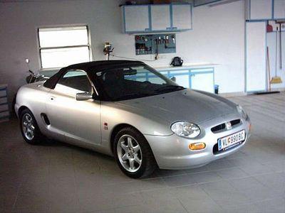 gebraucht MG B GT F Type RD1/2 ester Zustand!! Überzeu euch selbst! Cabrio / Roadster