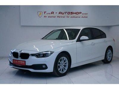 gebraucht BMW 318 D AVANTAGE NETTO:16.625€ /DRIVING ASSISTANT/NAVIGA