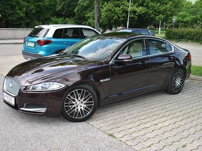gebraucht Jaguar XF ...3.0....240ps-Luxery.... Limousine,