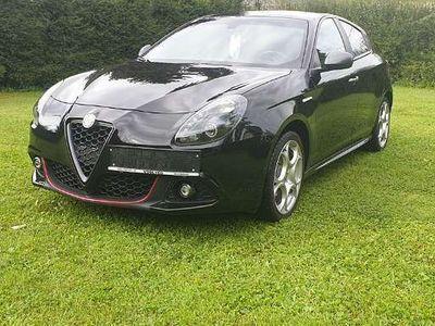 gebraucht Alfa Romeo Giulietta 1,4 TB 120 PS Super Serie 2 Klein-/ Kompaktwagen