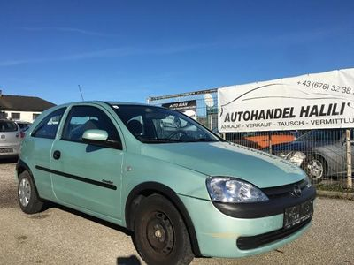 gebraucht Opel Corsa 1,2 16V Comfort Easytronic Automatik nur 59.000 KM
