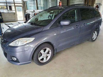 gebraucht Mazda 5 1,8i TX, PDC hinten,AHK, für Export, Kombi / Family Van