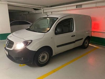 gebraucht Mercedes Citan 109 CDI BlueEFFICIENCY lang