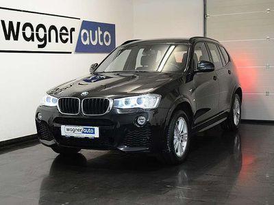 gebraucht BMW X3 xDrive 20d Aut.M-Sport/LCI/Navi/el.AHK
