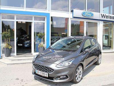 gebraucht Ford Fiesta Vignale 1,0 EcoBoost Start/ Stop Limousine,