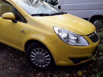 gebraucht Opel Corsa S-D Klein-/ Kompaktwagen