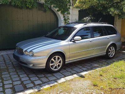 gebraucht Jaguar X-type 2,2 Estate Ds. Kombi / Family Van