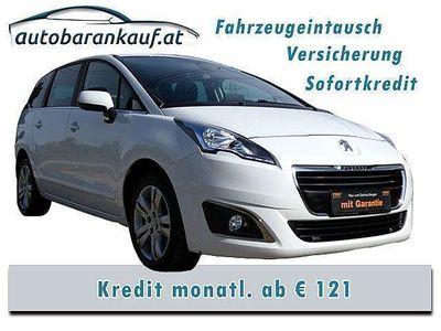 gebraucht Peugeot 5008 2,0 BlueHDI 150 S&S Active