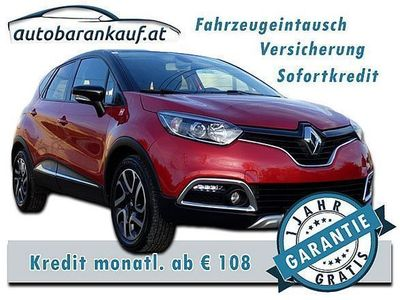 gebraucht Renault Captur Helly Hansen ENERGY TCe 90
