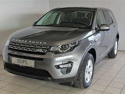 gebraucht Land Rover Discovery Sport 2,0 TD4 4WD *1. Besitz* *Leasingf*
