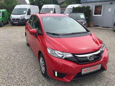 gebraucht Honda Jazz 1,3i-VTEC Trend + Tempomat + Bluetooth Limousine