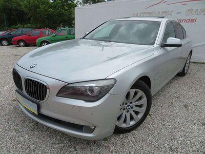 gebraucht BMW 730 7er-Reihe d Österreich-Paket TOP AUSSTATTUNG *HEAD-UP*RÜCKFAHRKAMERA* Limousine