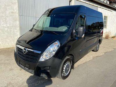 gebraucht Opel Movano L2H2 2,3 CDTI BiTurbo 3,5t 9 Sitzer MWST