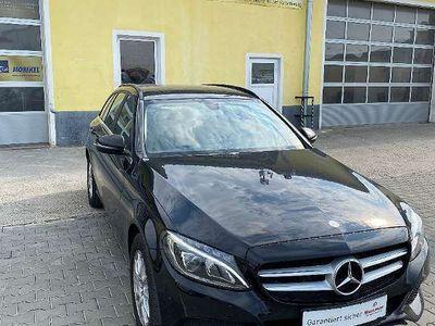 gebraucht Mercedes C200 C-Klassed T Aut. Kombi / Family Van