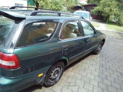 gebraucht Suzuki Baleno 1,6glx 4wd Kombi / Family Van,