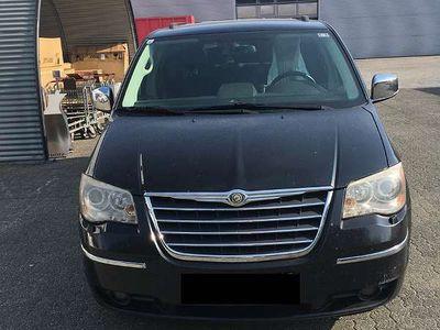 gebraucht Chrysler Grand Voyager VoyagerCRD 2,8 CRD Limited Kombi / Family Van