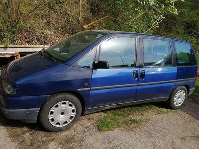 gebraucht Fiat Ulysse 2.0 Kombi / Family Van