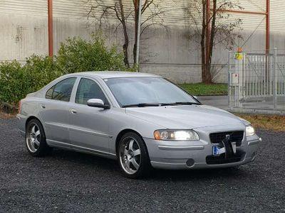 gebraucht Volvo S60 Momentum 2.4 D5 Facelift Vollaustattung Limousine,