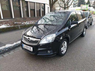 gebraucht Opel Zafira Sport 1,9 CDTI Navi Xenon 150ps