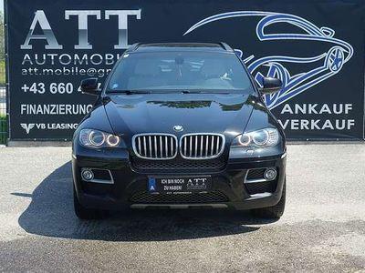 gebraucht BMW X6 xDrive40d Österreich-Paket Aut.