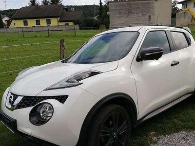 gebraucht Nissan Juke N-Connectra 1,2 DIG-T SUV / Geländewagen