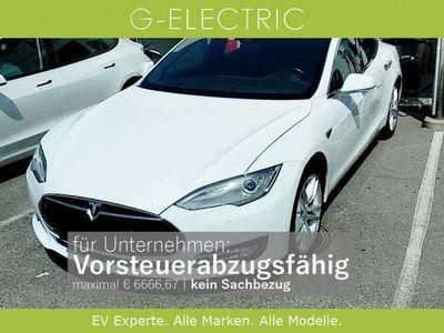gebraucht Tesla Model S 70 kWh Premium, Autopilot, UHiFi & Winterp