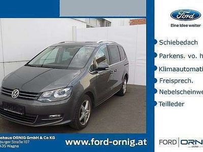 gebraucht VW Sharan Sky BMT 2,0 TDI DPF DSG Kombi / Family Van