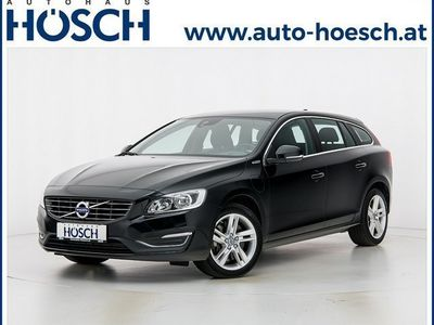 used Volvo V60 D6 AWD PHEV Twin Engine Summum Aut. LP: 60.... Kombi / Family Van,