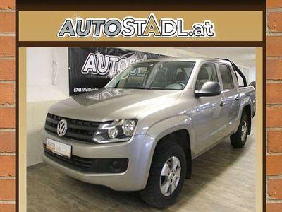 gebraucht VW Amarok DoubleCab TDI 4x4/Klima/1.Besitz/!!!