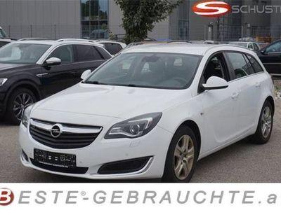 gebraucht Opel Insignia ST CDTI 1.6 EcoFlex Edition Navi Tempomat