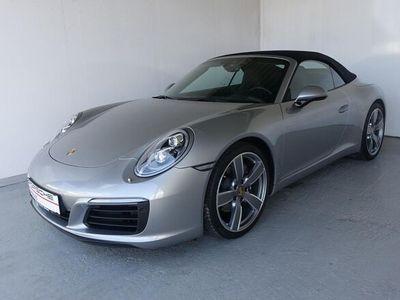 gebraucht Porsche 911 Carrera Cabriolet II (991)