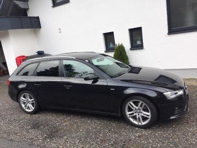 gebraucht Audi A4 Avant 3,0 TDI quattro DPF S-tronic