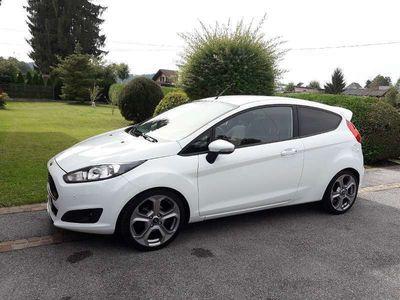 gebraucht Ford Fiesta 1.25 ST Optik Klein-/ Kompaktwagen