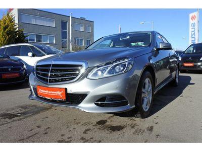brugt Mercedes E300 CDI BlueTEC Eleg. A-Edition Plus Aut.+nur 23700km+