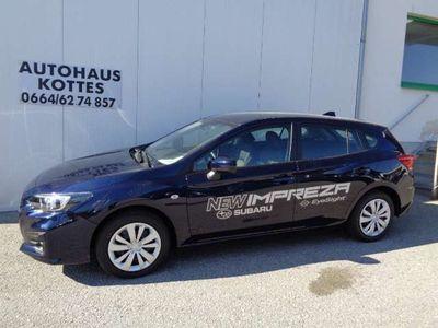 gebraucht Subaru Impreza 1.6i CVT Pur